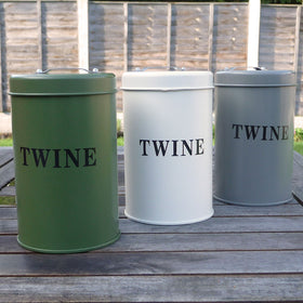 Garden Twine in a Can