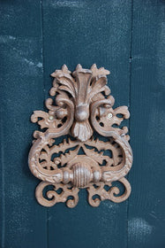 Cast Iron Victorian Style Door Knocker