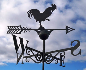 Weathervane Solid Steel