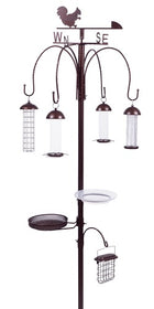 Bird Feeding Station - Kit with Weathervane