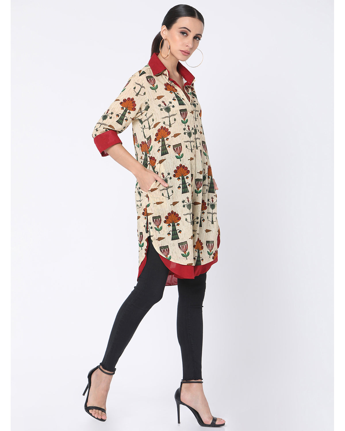 Rajasthan Double Shirt