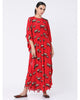 Red Cow Circular Kaftan