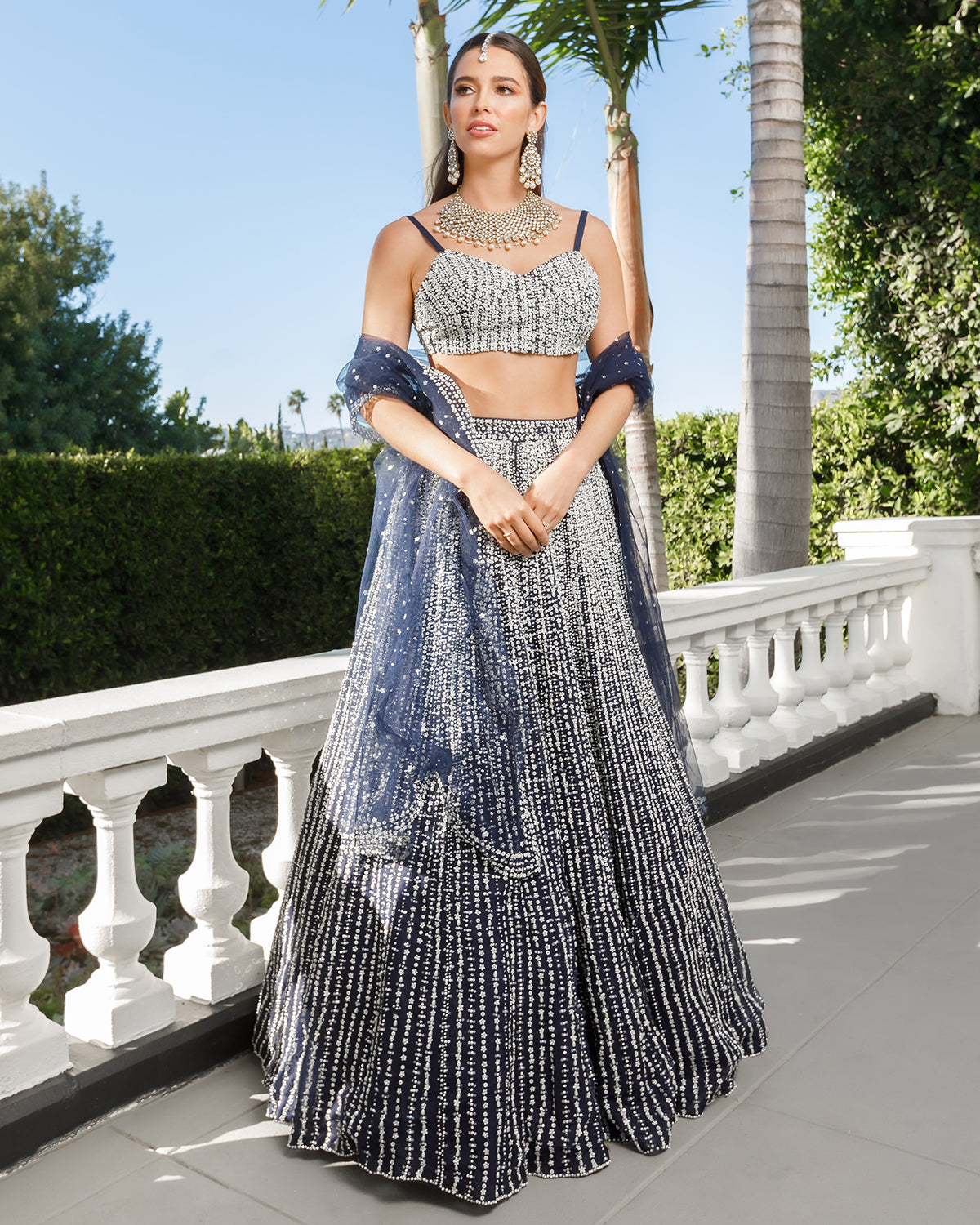 Audrey Lehenga | Ready to Ship