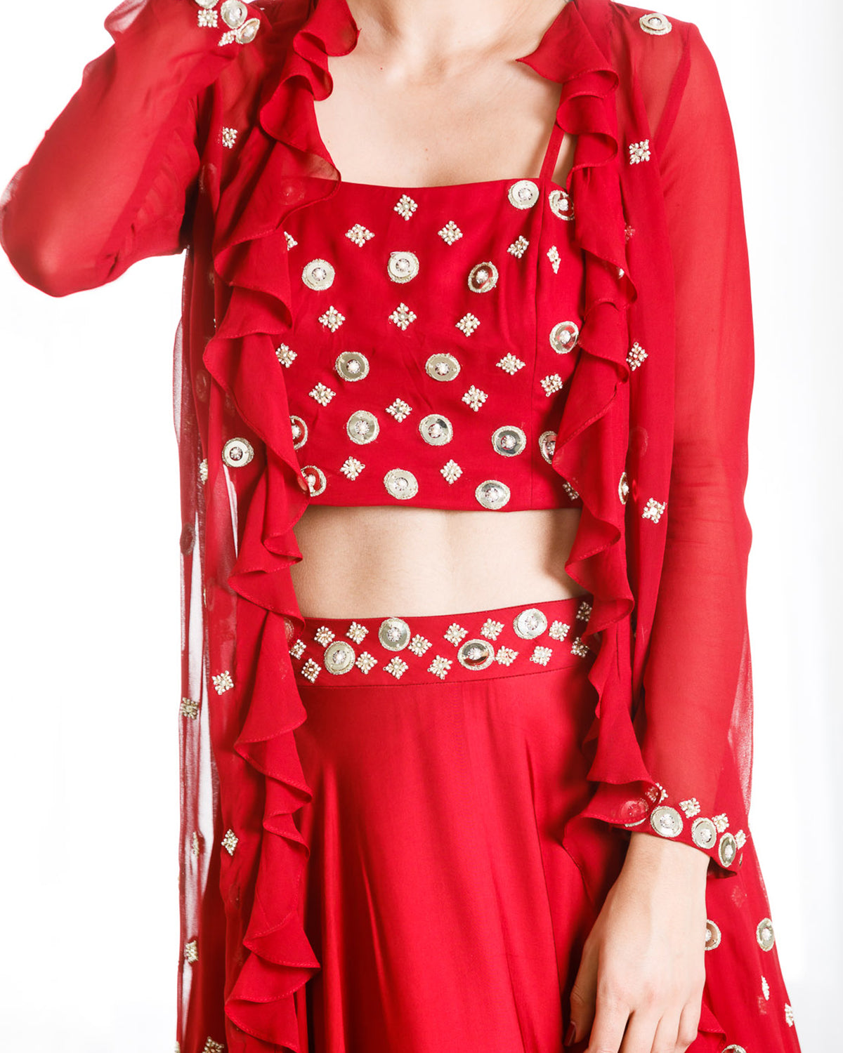 Nancy Lehenga | Ready to Ship