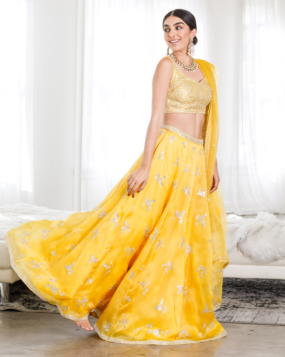 Mala Lehenga | Ready to Ship