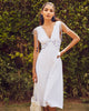 Gavi Wrap Dress