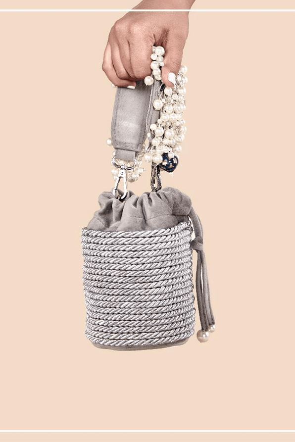 Lola Rope Bucket Bag