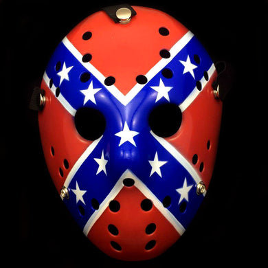 Mini Thin's Rebel Flag Hockey Mask