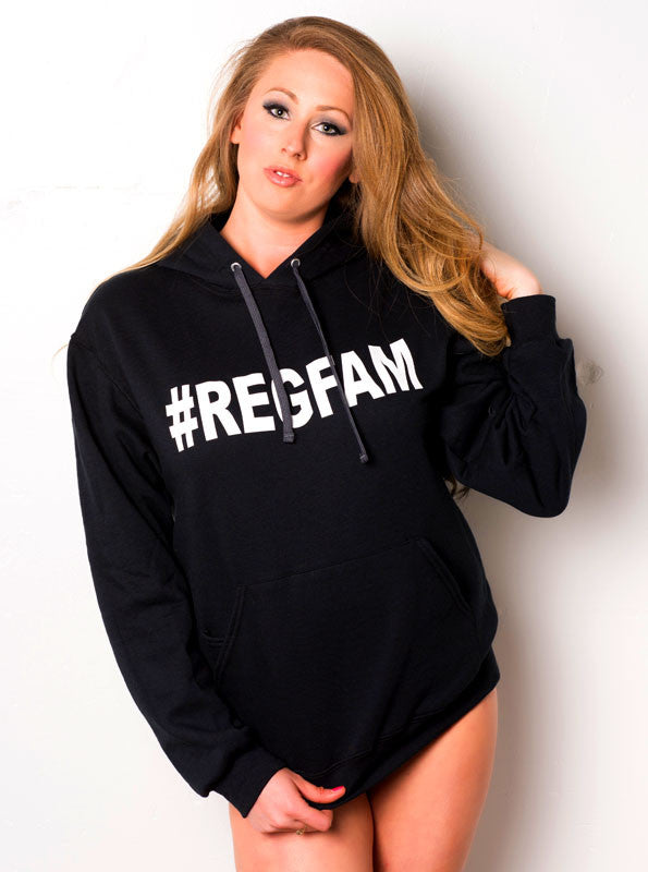 #REGFAM Hoodie (Regulator Family)