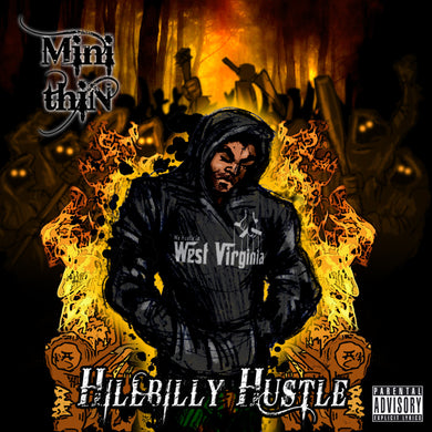 Mini Thin Hillbilly Hustle Album CD