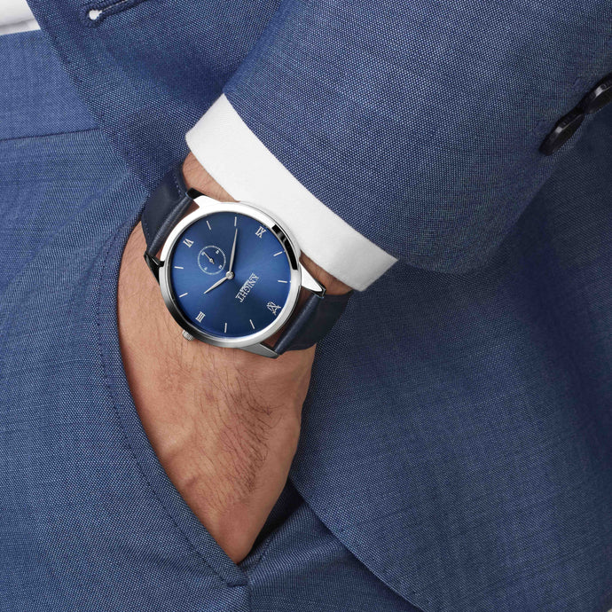 The Perfect Guide to picking out a Man's Dress Watch