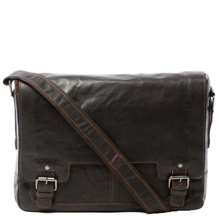 Ashwood laptop messenger - 8343-Ashwood-Maxwell Hamilton