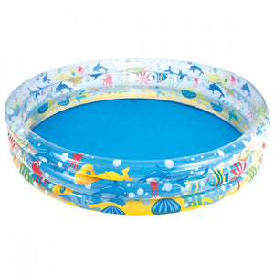 "Bestway 60"" x 12"" Deep Dive 3 Ring Pool"