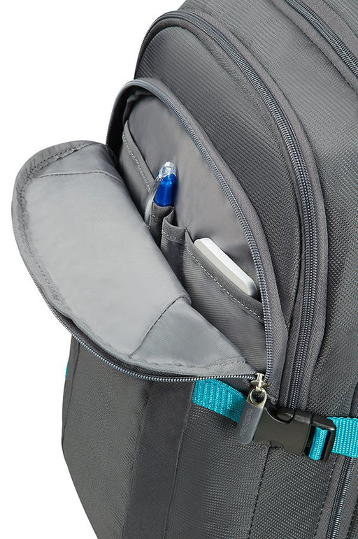 Road Quest Laptop Backpack with Wheels