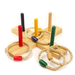 House of Marbles Wooden Quoits