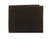 Woodbridge Mens Distressed RFID Oiled Black Leather Cards Slim Wallet - NC4052 Black-Woodbridge-Maxwell Hamilton