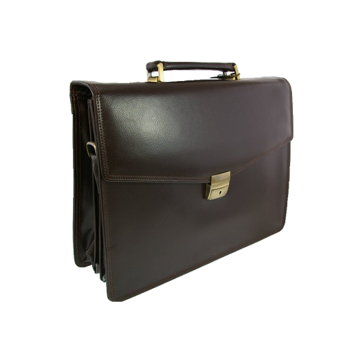 Quindici 3 Gusset Briefcase