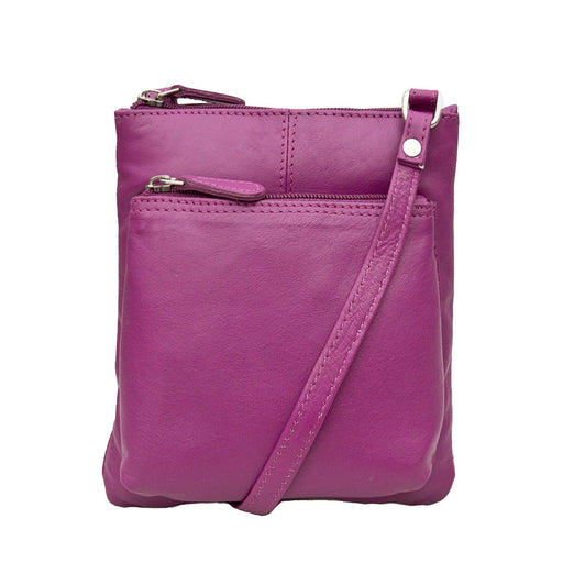 Zip Top Cross Body 980-Prime Hide-Maxwell Hamilton