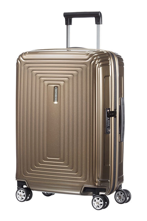 Samsonite Neopulse Spinner 55cm - Metallic sand