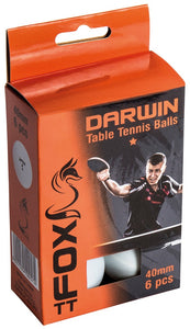 Darwin Table Tennis Balls 1*