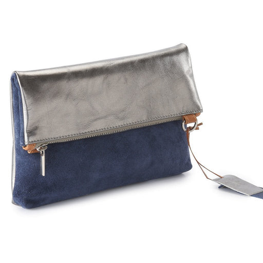 Anna 2 Way leather clutch bag - Maxwell Hamilton