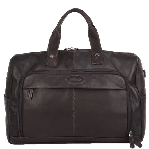 Ashwood Leather Holdall 8150