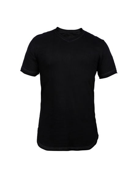 Men's Iron Black Tee