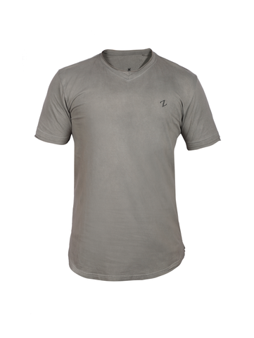 Mens Alum Grey T-shirt