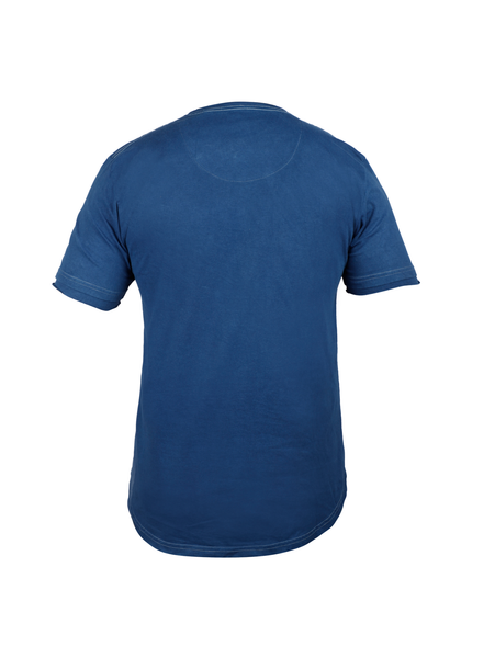Mens Indigo Blue T-shirt