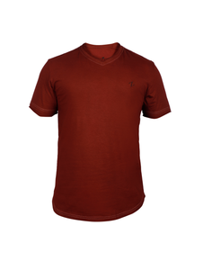 Men's Madder Maroon Tee