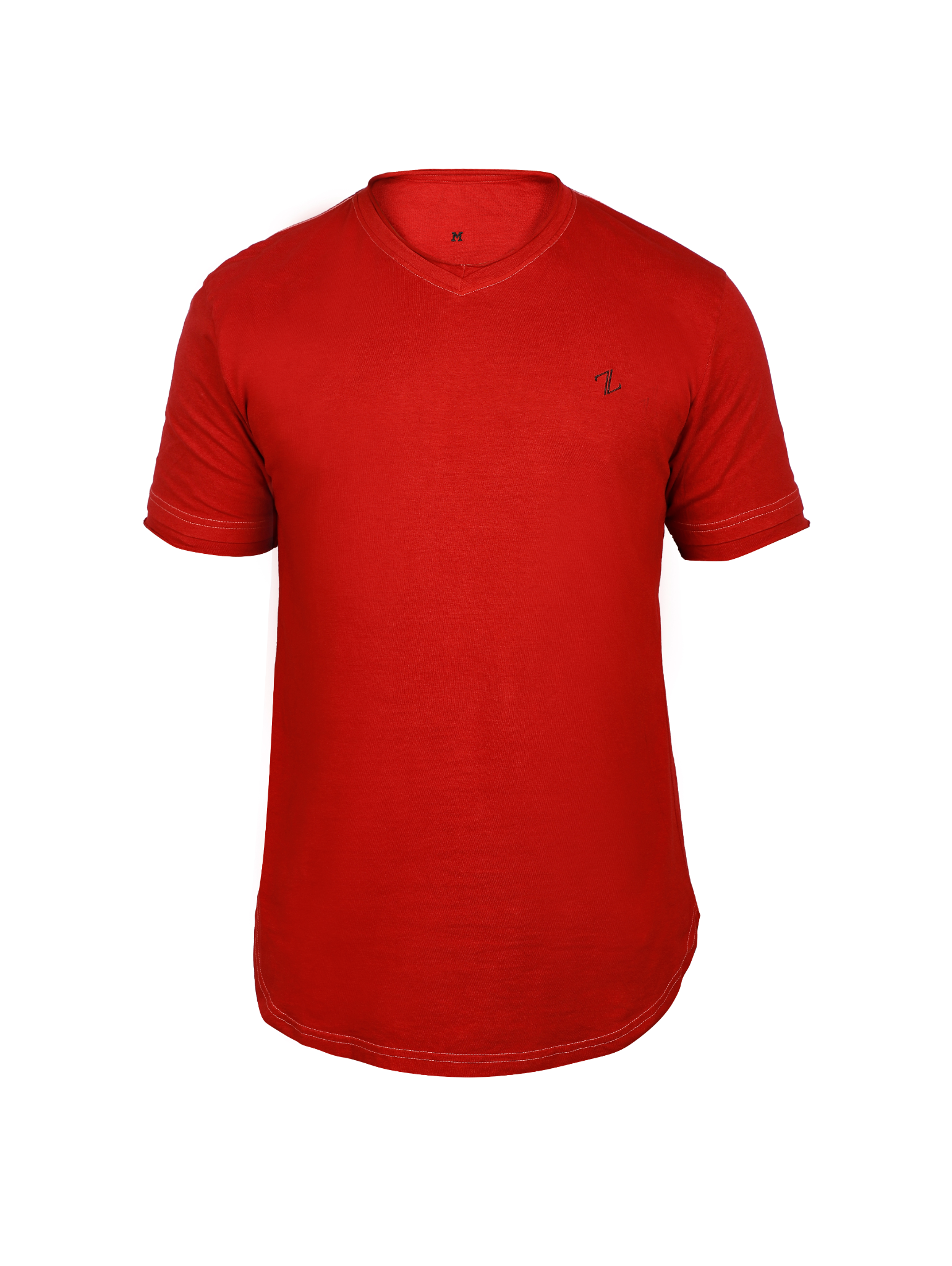 Mens Lac Red Tee