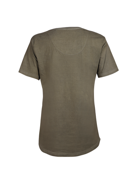 Women's Leaf Green Tee