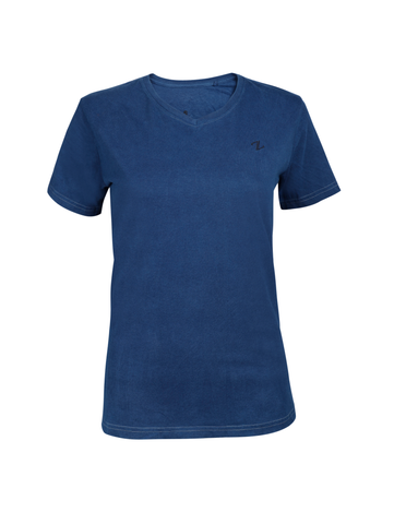 Women's Indigo Blue Tee