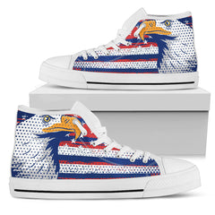 Bald Eagle Sneakers