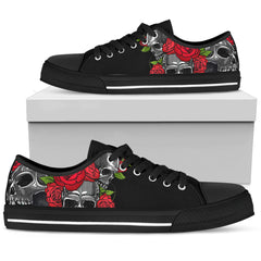 Skull Defiance Shoes