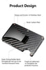 Image of Minimalist Authentic Carbon Fiber Wallet - OnlineGearz