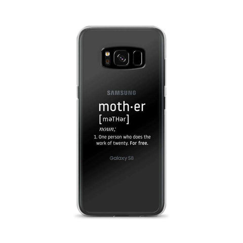 Samsung What Mother Means Case - OnlineGearz