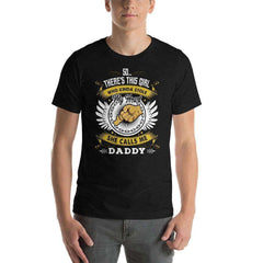 Fist Bump Dad Premium T-Shirt