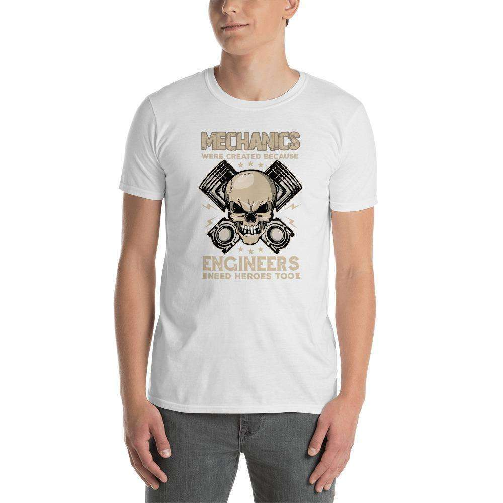 Mechanics Rocker T-Shirt - OnlineGearz