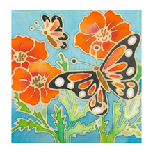 DIY Butterfly and Poppy Painting Kit - Creative Gift Under $20