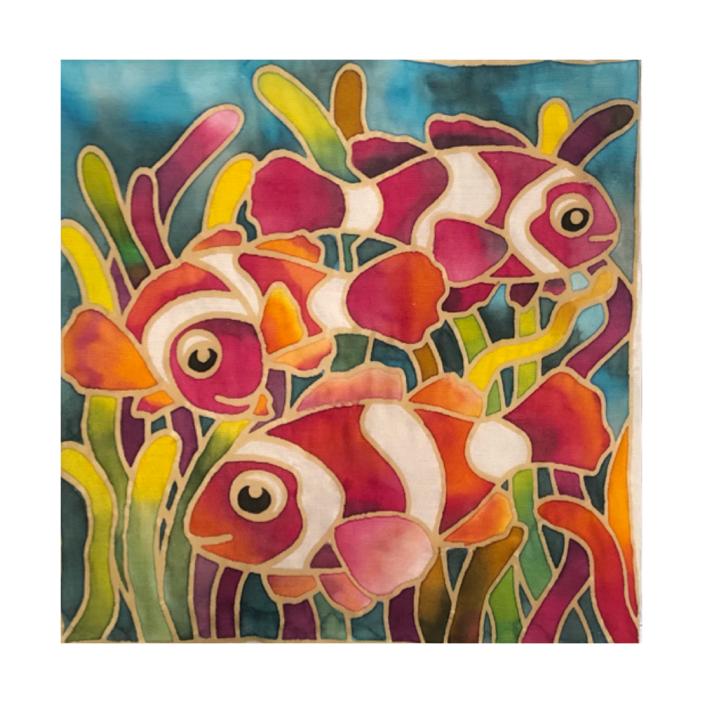 DIY Clown Fish Painting Kit - Creative Gift Under $20