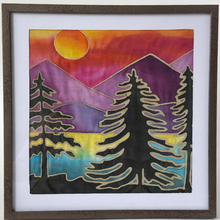 Develop fine motor skills with fabric painting