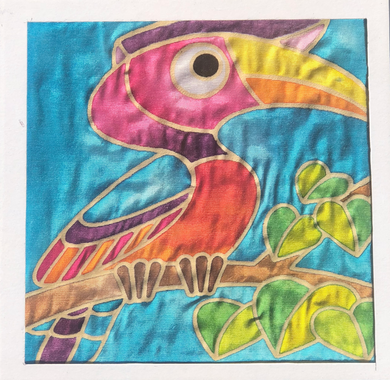 Batik Toucan Kit (20% Off)