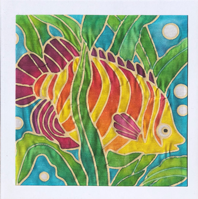 Batik Tropical Fish Kit (20% Off)