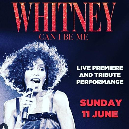 UK Premiere: Whitney 'Can I Be Me' - Live Performance by Michelle John
