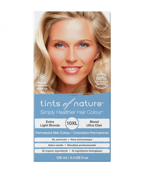 Tints of Nature-Permanent Hair Dye | 10XL Extra Light Blonde
