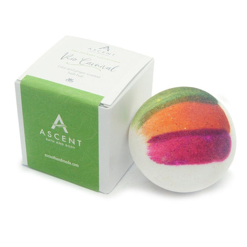 Ascent-Bath Bomb | Rio Carnival