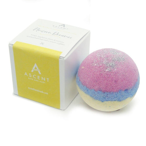 Ascent-Bath Bomb | Unicorn Dreamer
