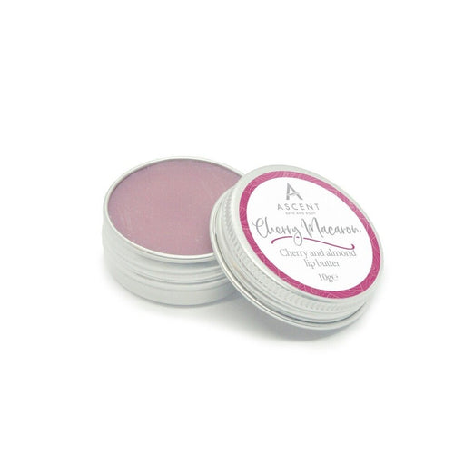 Ascent-Lip Butter | Cherry Macaron