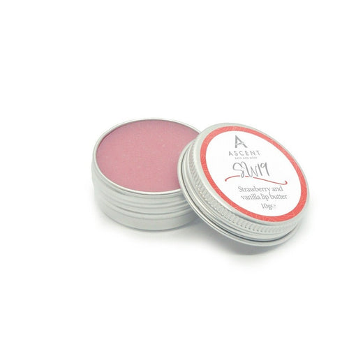 Ascent-Lip Butter | SW19 (Strawberries & Cream)